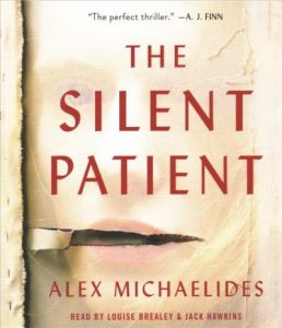 the silent patient cd