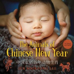 The animals of the Chinese new year