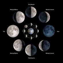 STEAM at Home: Phases of the Moon