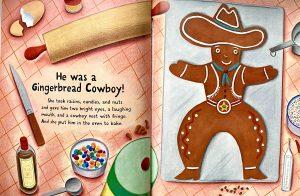 Gingerbread Cowboy 1