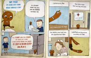 Gingerbread School 2