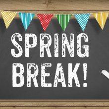 March-April Break Week