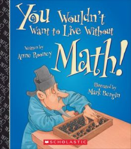 you wouldn't want to live without math