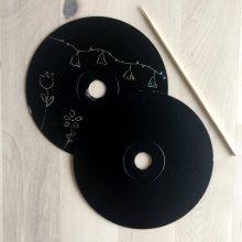 Grab & Go Craft Kits: CD Artwork