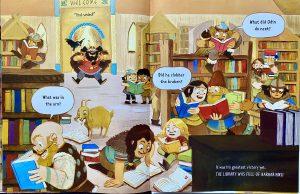 Ronan Librarian 4