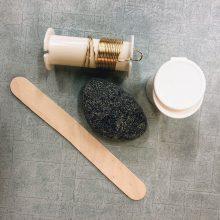 Grab & Go Craft Kits: Wire Photo Holder