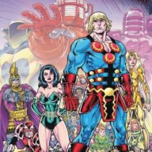 What You Need to Know About: Marvel's Eternals