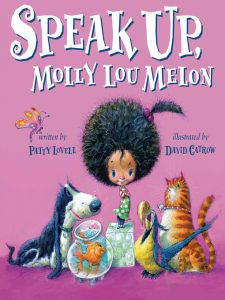 speak up molly lou