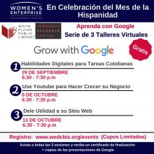 Grow with Google / Aprenda con Google