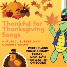 Turtle Dance Music: November & December